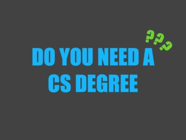 Do You Need a Degree to Become a Programmer?